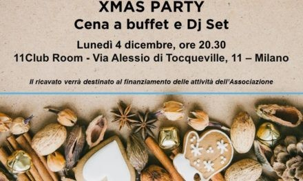 Evento – 4 Dicembre 2017 – Xmas Party Civicum